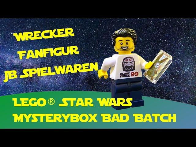 Mysterybox Star Wars Bad Batch JB Spielwaren