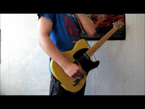 LiSA - Träumerei Full Song Cover  幻影ヲ駆ケル太陽 OP  ギター