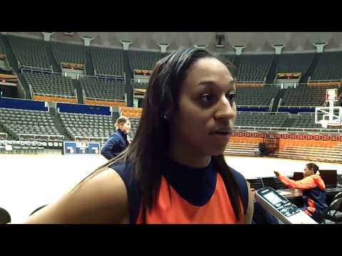 Alexis Smith Practice Interview 1/8/14
