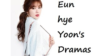Video Eun Hye Yoon's Dramas download MP3, 3GP, MP4, WEBM, AVI, FLV Maret 2018