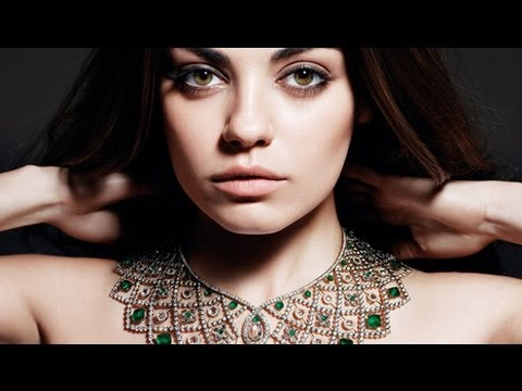 Celebrity Mila Kunis Announced as Global Brand Ambassador for Gemfields  Unravel Travel TV