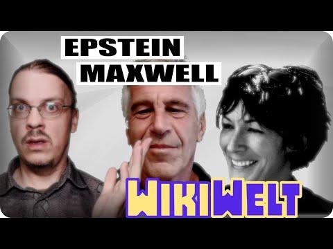 Epstein, Maxwell, die zweite Verhaftung - meine WikiWelt #181