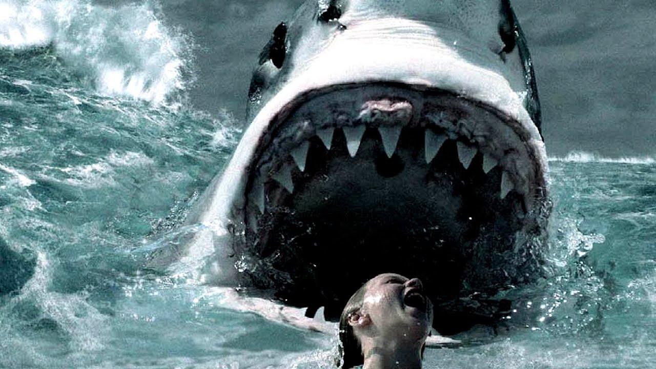 Hd Great White Shark Wallpaper Quot Jurassic Shark Quot Trailer Amp Kritik Review Deutsch German