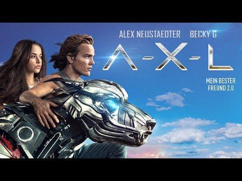 A-X-L - Mein Bester Freund 2.0 Trailer