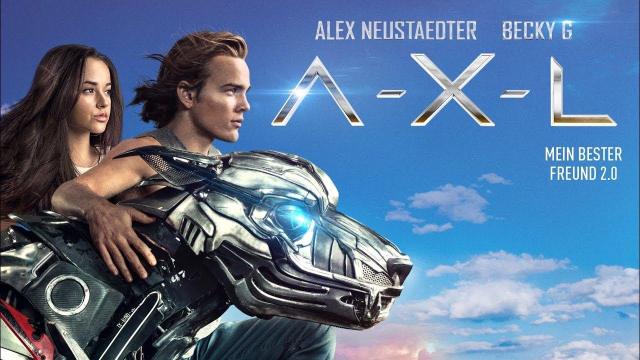 A-X-L - Mein bester Freund 2 0 Trailer