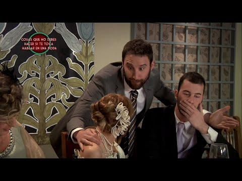 Dani Rovira: Cosas que no debes hacer en una boda - El Club de la Comedia