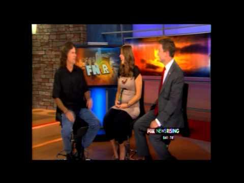 Frankie Paul Fox News Rising Interview