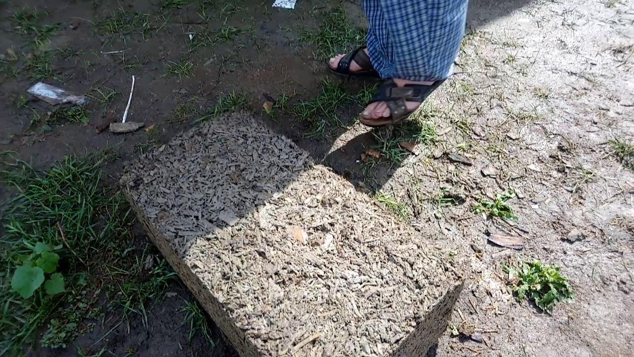 Производство Арболита на Кубани