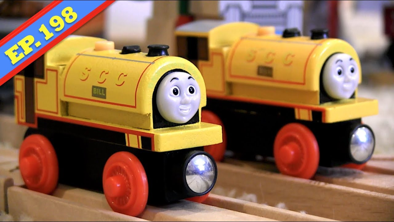 Quarry Quest Thomas Friends Wooden Railway Adventures Episode 198