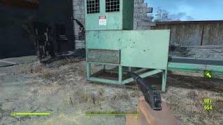 fallout 4 как убрать труп в поселении