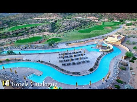 JW Marriott Tucson Starr Pass Resort & Spa Tour