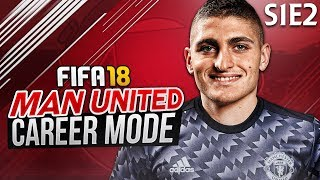 £73,000,000 SIGNING!!! | FIFA 18: Manchester United Career Mode - S1 E2