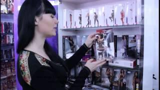 Презентация сексуальных комбинезонов в Sex Shop Flirty с Верой Кобец