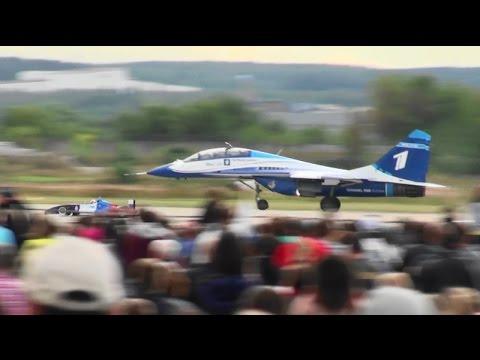 воен тв миг-29 vs lamborghini передача