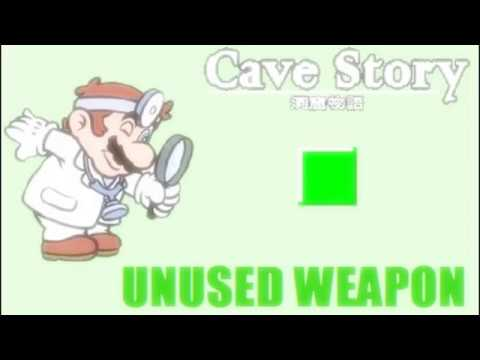 Cave Story: Unused Weapon