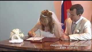 Свадебное видео Уфа 89093525075 свадебный клип Игоря и Розы свадьба в Уфе