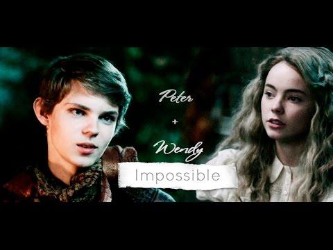 Wendy Darling  + Peter Pan || Impossible