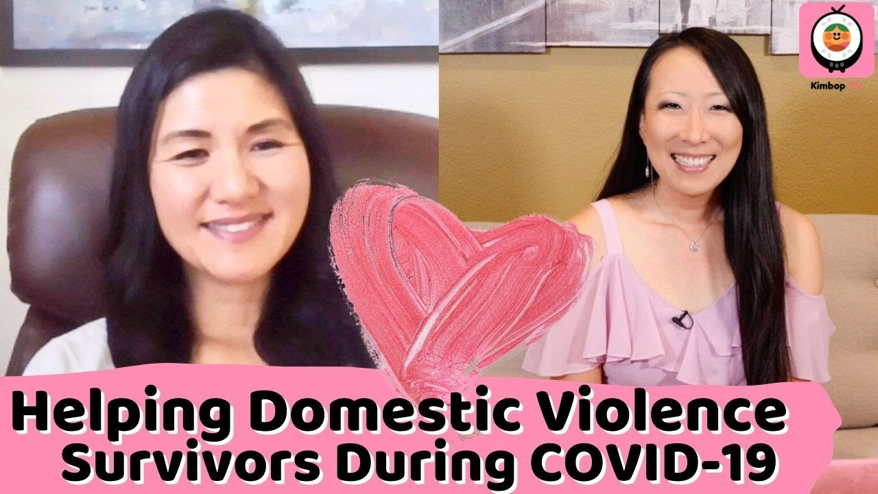 Korean Americans and Domestic Violence During COVID-19