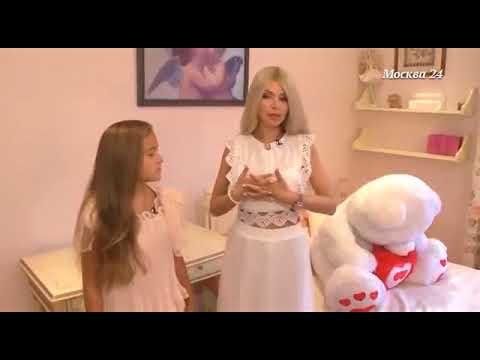 Алена Кравец на Москва-24: дети знаменитоcтей в школе