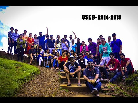 Tour after movie| CSE 2014-18 |Jyothi engineering college