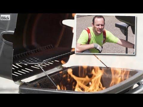Rösle Gasgrill Mit Steakzone : Was tun wenn der gasgrill brennt? tipps vom feuerwehrmann i experte
