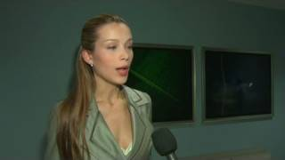 CNN Official Interview: Petra Nemcova on 'Dancing' for charity