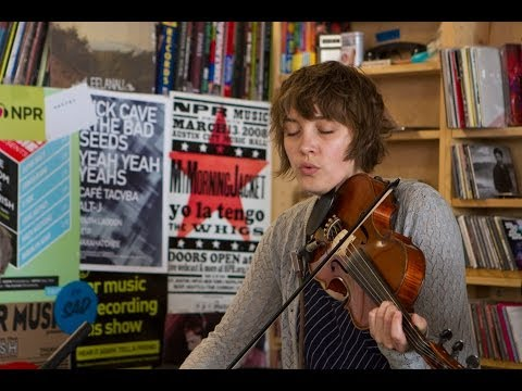 Cheyenne Mize: NPR Music Tiny Desk Concert