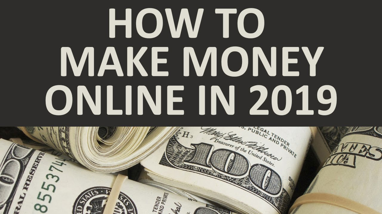 ways to make money online 2019 3 ways to make passive exponential income in 2019 how to 9182
