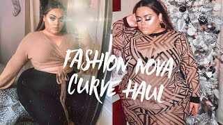 FASHION NOVA WHAT?! WE NEED TO TALK! CURVE TRY ON HAUL!! PLUS SIZE EDITION {GABRIELLAGLAMOUR}