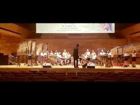 Bukit View Primary School - Kuda Hitam | Hetty Koes Endang | Angklung/Kulintang Ensemble