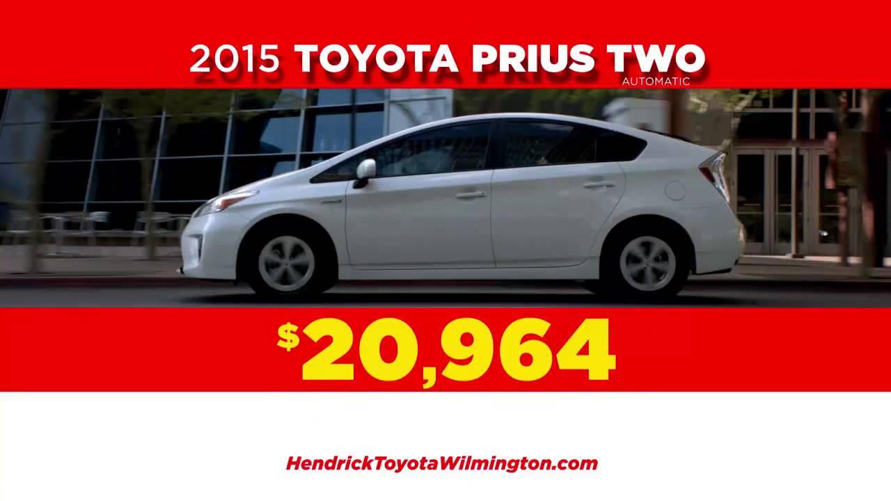 Hendrick Toyota Of Wilmington Tw 0134 H Annual 2 Youtube