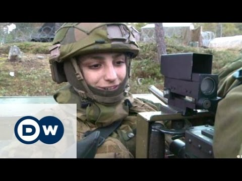 Conscription For Women In Norway   DW Documentary
