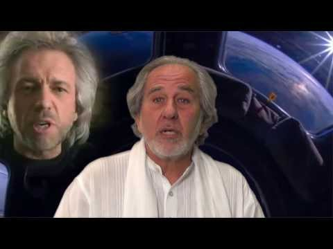 Bruce Lipton and Gregg Braden at the United Nations