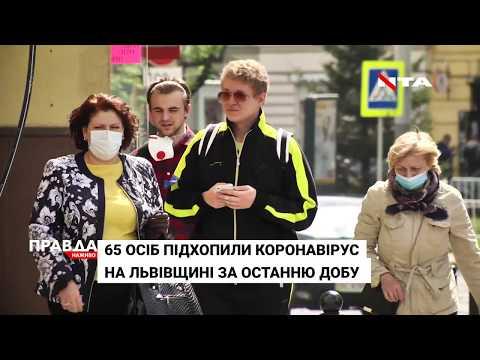 НТА - Незалежне телевізійне агентство: На Львівщині продовжили карантин: область очолила антирейтинг захворювання на коронавірус