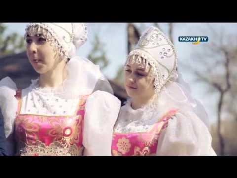 """Kazakhstan recipe for friendship"" #3 (13.04.2016)-Kazakh TV-eng"