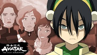 Toph Beifong's COMPLETE Family Tree! 🔩🌳 | Avatar