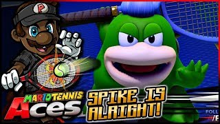 """Spike is Alright!!"" 