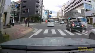 Pioneer carrozzeria ND-DVR40 (ドラレコ)  テスト動画