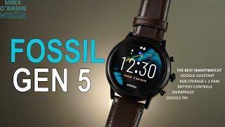 Нові копалини 5-го покоління [викопне намагається виправити розумні годинник] - WearOS, контроль батареї