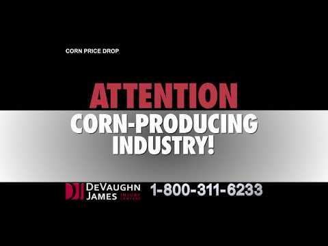 Syngenta GMO Corn Seed Lawsuit - Call 1-800-311-6233 - DeVaughn James Injury Lawyers