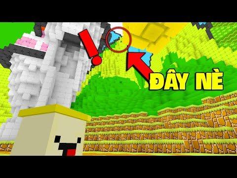 CHUỐI KHÔNG THỂ BẮT ĐƯỢC (Minecraft Trốn Tìm)