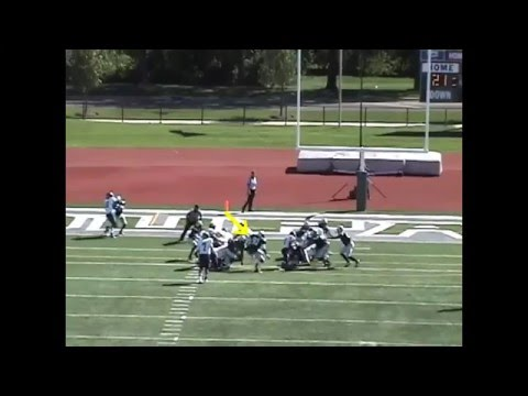 Tracy Key #91 College of Dupage 2012