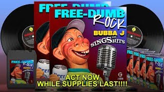 FREE-DUMB ROCK: Bubba J Sings Despacito, Rocket Man and Other Pop Hits! TV Commercial |JEFF DUNHAM