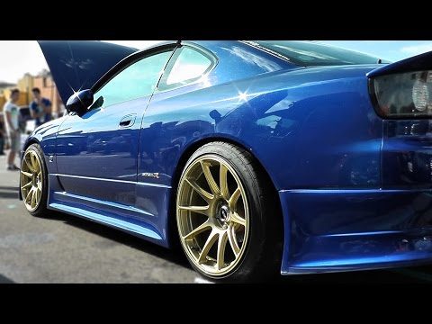 Tuned Cars – Honda CRX,Civic,S15,370z,300zx – Tuning meet /JDM Style