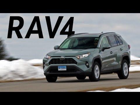 2019 Toyota RAV4 Quick Drive | Consumer Reports