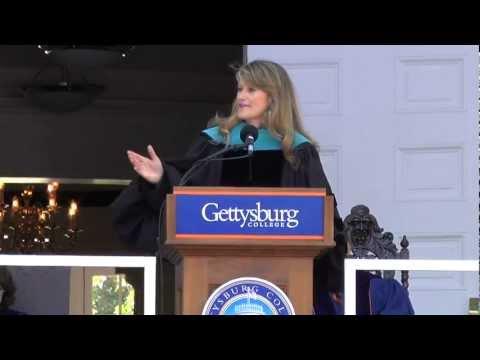 Video image: Gettysburg College Commencement 2012 - Jacqueline Novogratz