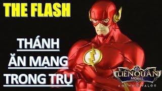 Tướng mới The Flash trùm băng trụ ăn mạng vô cùng bá đạo Arena of Valor The Flash Best Build