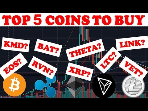 TOP 5 COINS TO BUY IN DECEMBER! - Best Cryptocurrencies To Invest In 2019