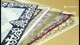 Казахские ковры на европейском рынке