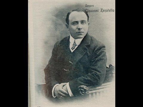 Giovanni Zenatello,Emmy Destinn,Maria Gay & Jose Mardones-Opera Highlights
